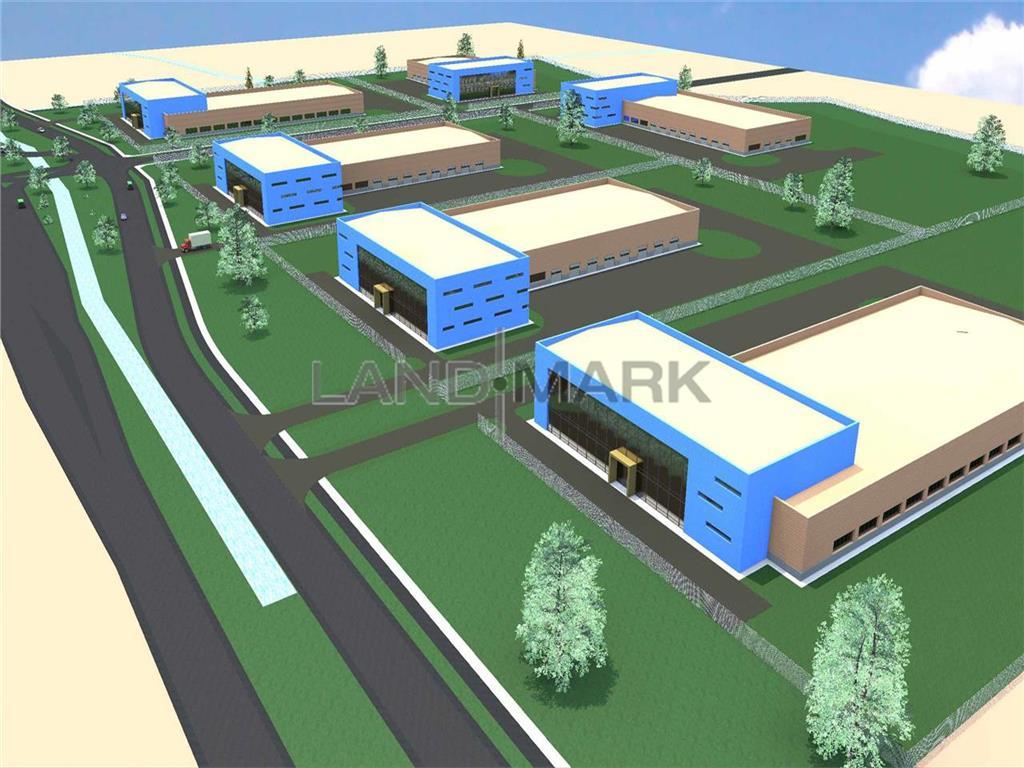 Parc Industrial pe Calea Torontalului