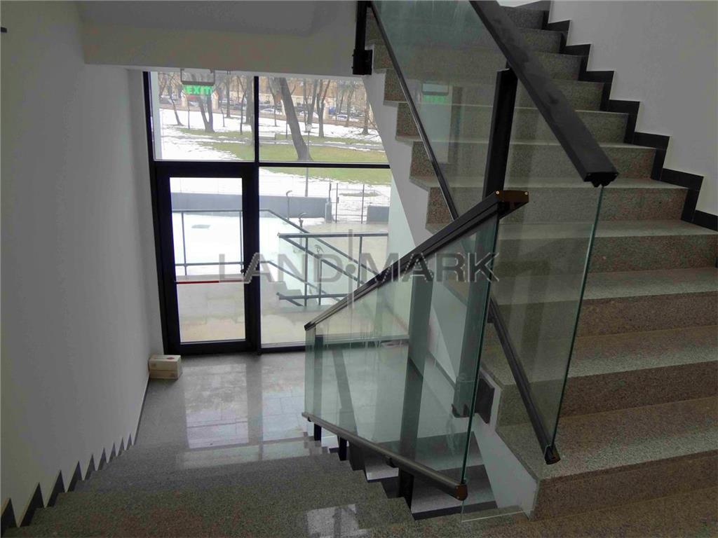 Spatii servicii Parter ,cladire noua Central Timisoara