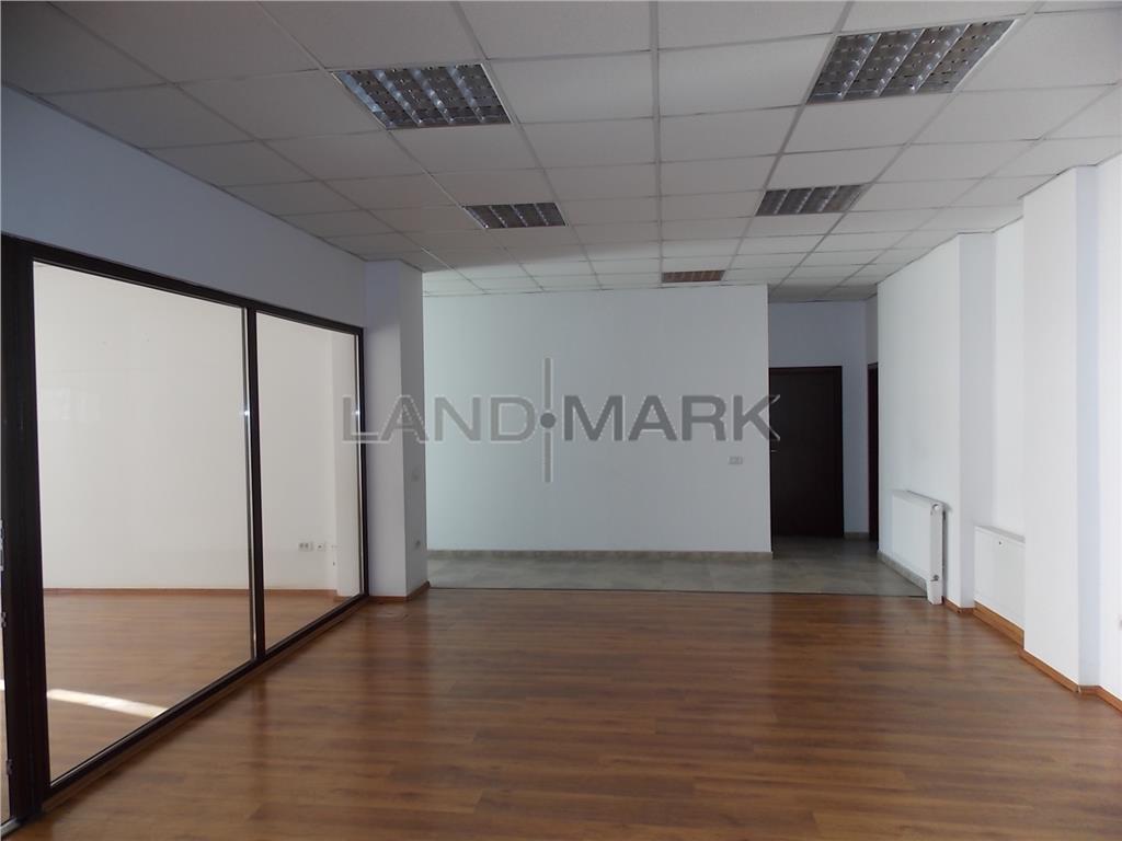 Spatiu comercial 120 mp, zona Rebreanu Brancoveanu