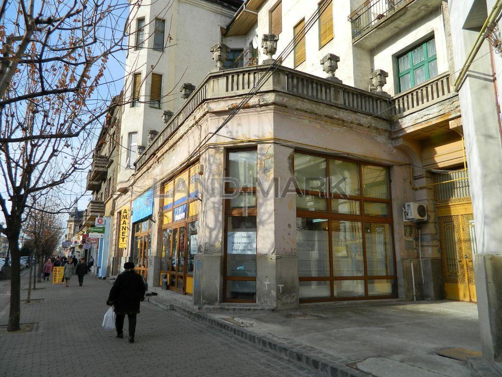 Spatiu Comercial la bulevard zona Iosefin
