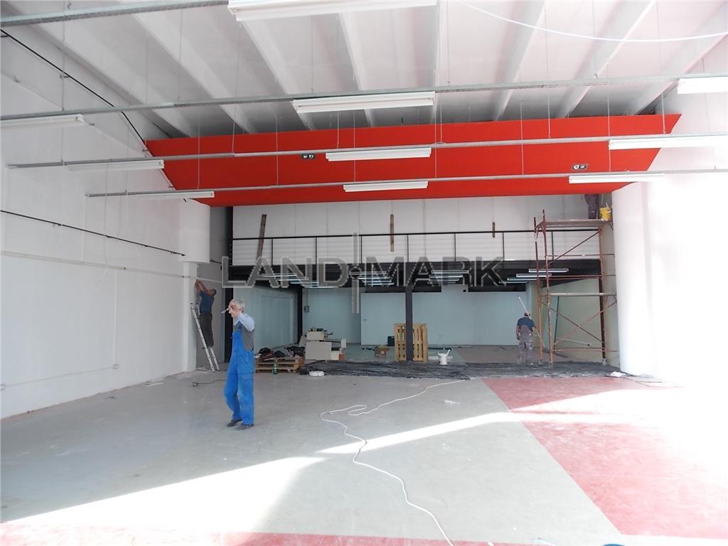 Spatiu Comercial Show room , 400 mp la artera