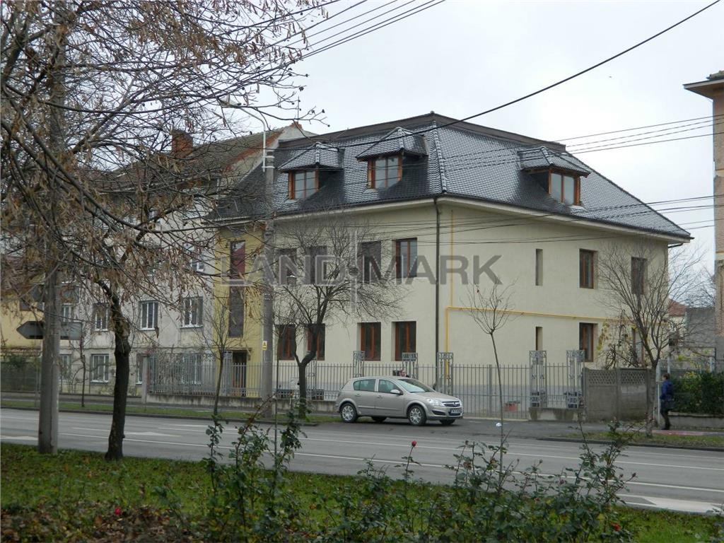 Cladire de birouri 700 mp, Cluj  Balcescu