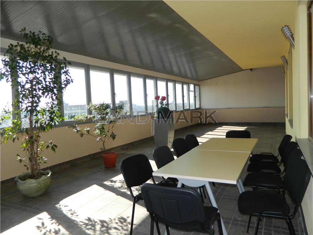EXCLUSIVITATE, Spatiu birouri 150 mp , cladire noua, semicentral