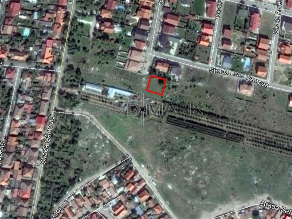 Teren de duplex vanzare zona Campului