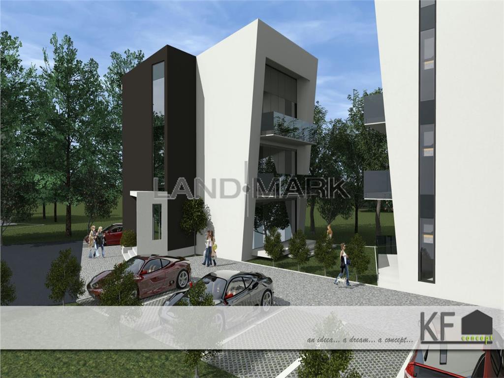 Apartament trei camere, in vila cu trei apartamente, zona Braytim