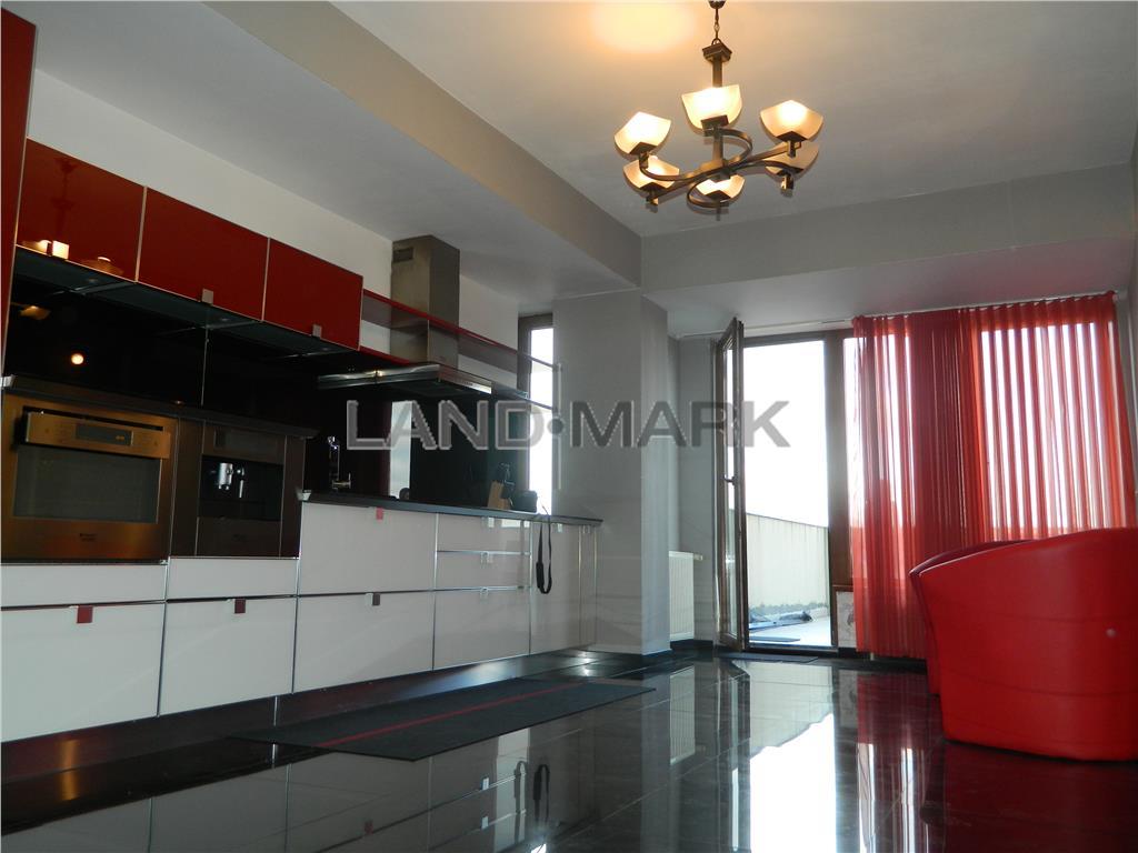 Apartament de lux, mobilat, bloc nou, zona Balcescu