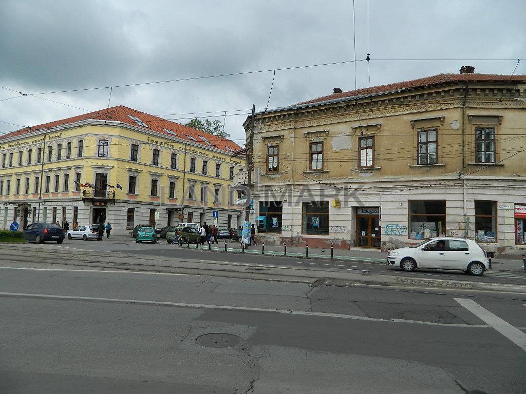 Spatiu Comercial 68 mp Piata Sinaia, vad comercial