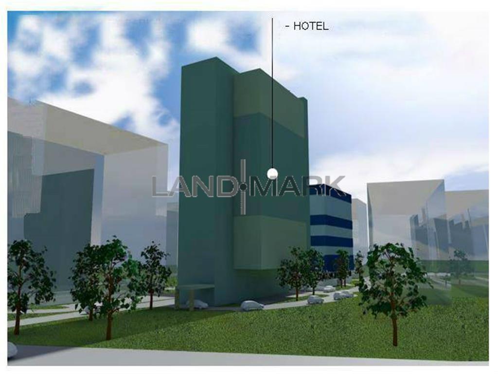Teren pentru hotel 4 stele, regim de inaltime 15 nivele