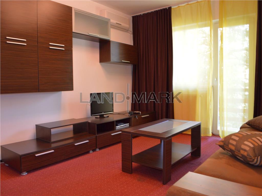 Apartament 2 camere mobilat , utilat, zona Complex Stadion
