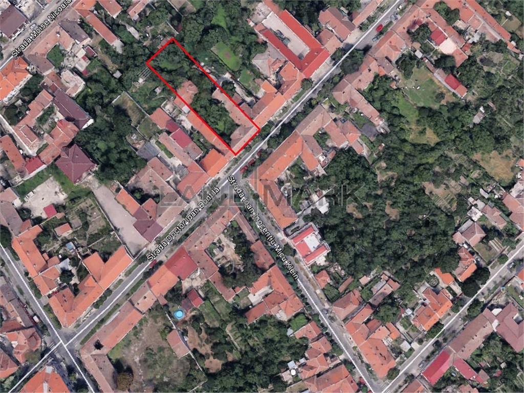 Casa cu teren 1344 mp, zona Fabric, toate utilitatile in fata parcelei