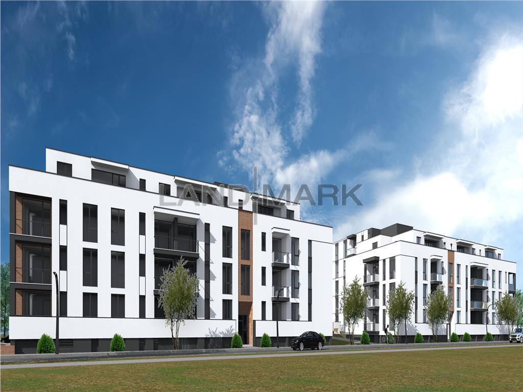 Teren cu autorizatie de construire locuinte colective, zona Buziasului