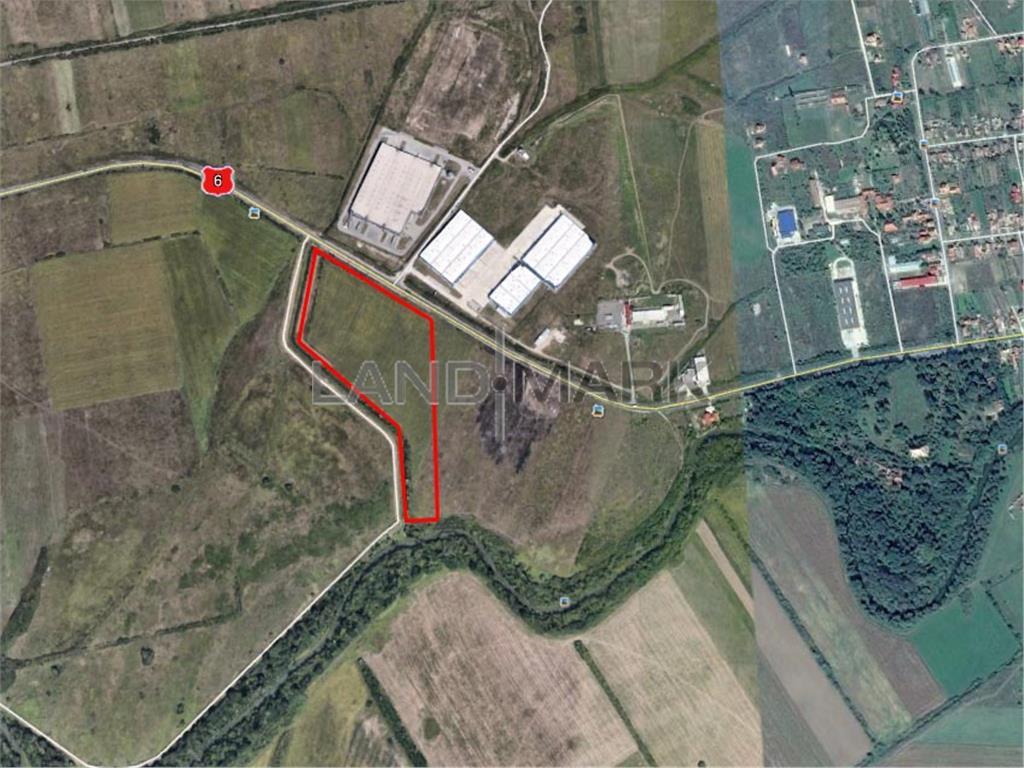 Teren de vanzare in zona Lugojului