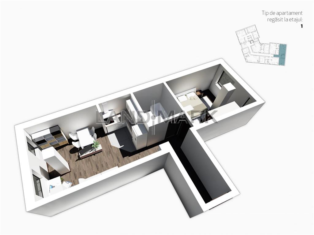 Apartament de lux, central, in imobil exclusivist, zona Favorit
