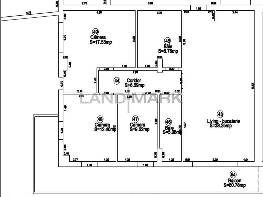 Spatiu de birouri, ultracentral, cladire noua, 6 locuri de parcare