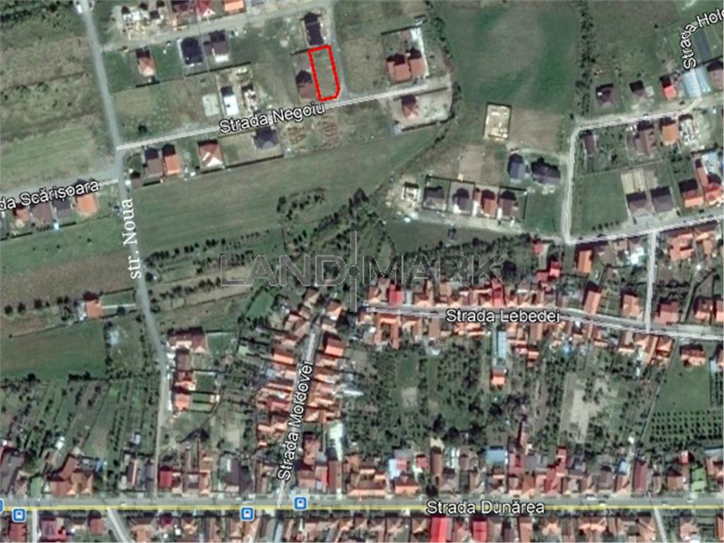 Teren de CASA de vanzare in zona LugojuluiGhiroda