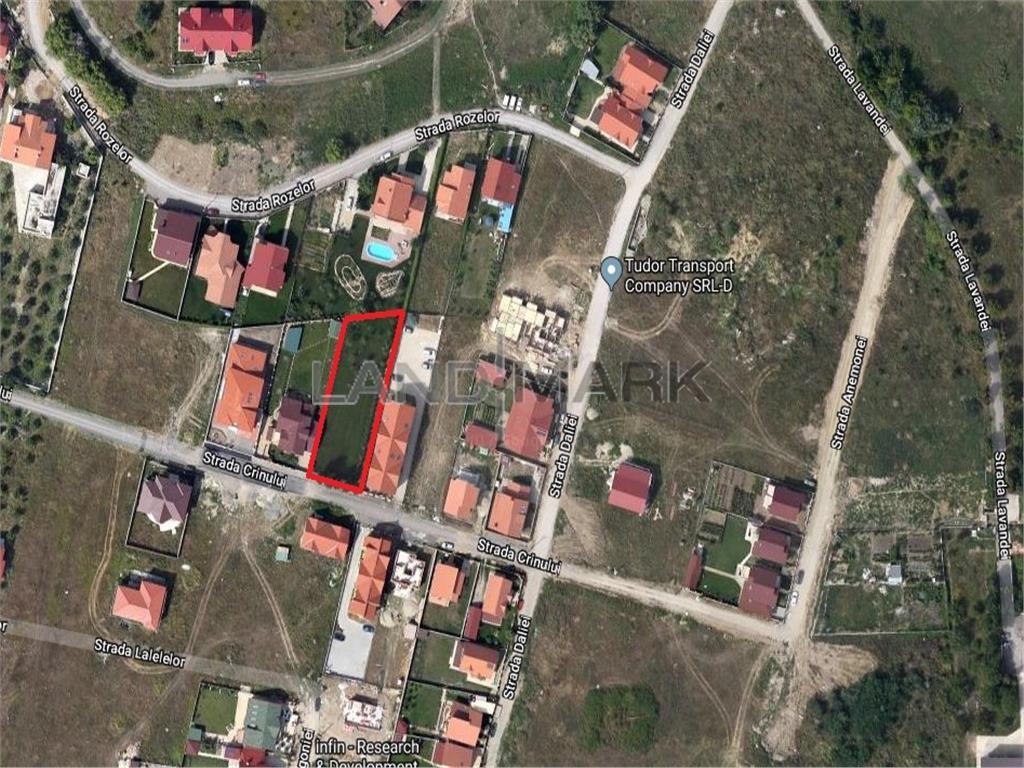 Teren pentru CASA de vanzare in zona Giroc Braytim