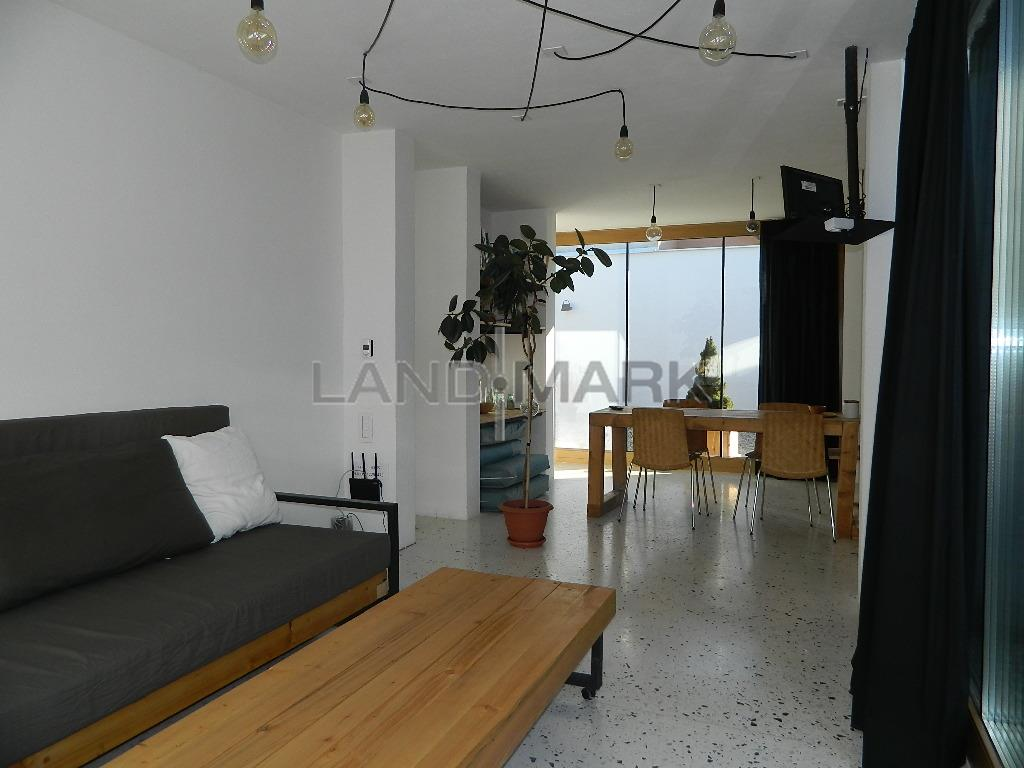 Apartament in vila noua, arhitectura avangardista