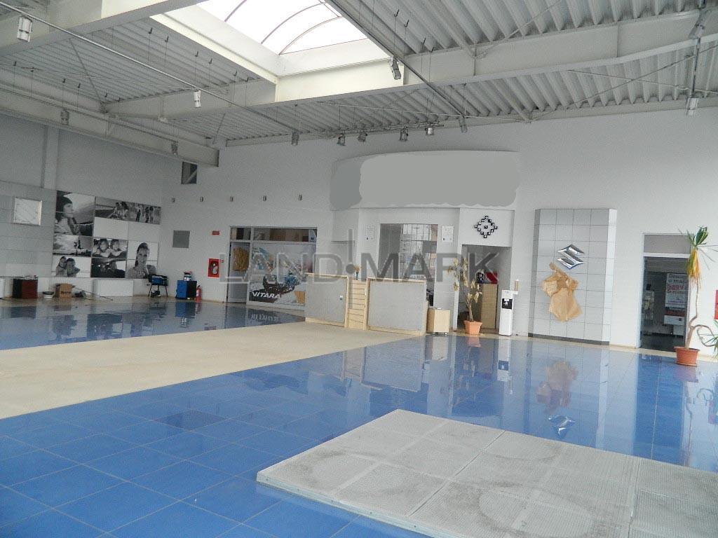 Cladire SHOWROOM birouri si hala de inchiriat pe Calea Lugojului