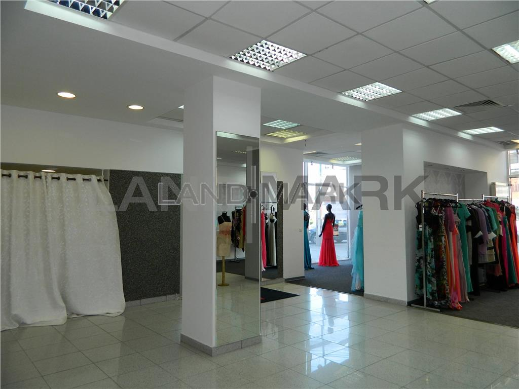 EXCLUSIVITATE, Spatiu comercial 140 mp,  Ultracentral