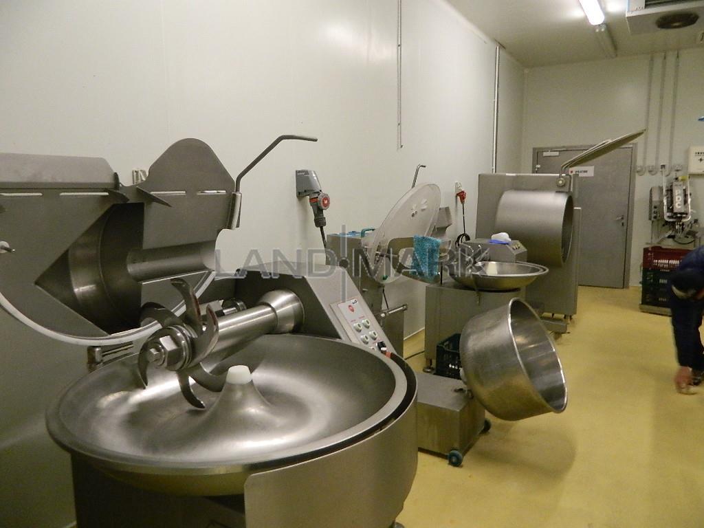 Spatiu productie alimentara