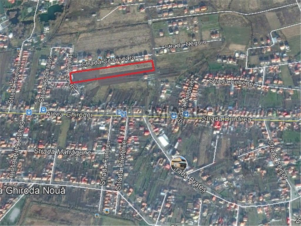 Teren de CASA PARCELABIL de vanzare in zona LugojuluiGhiroda