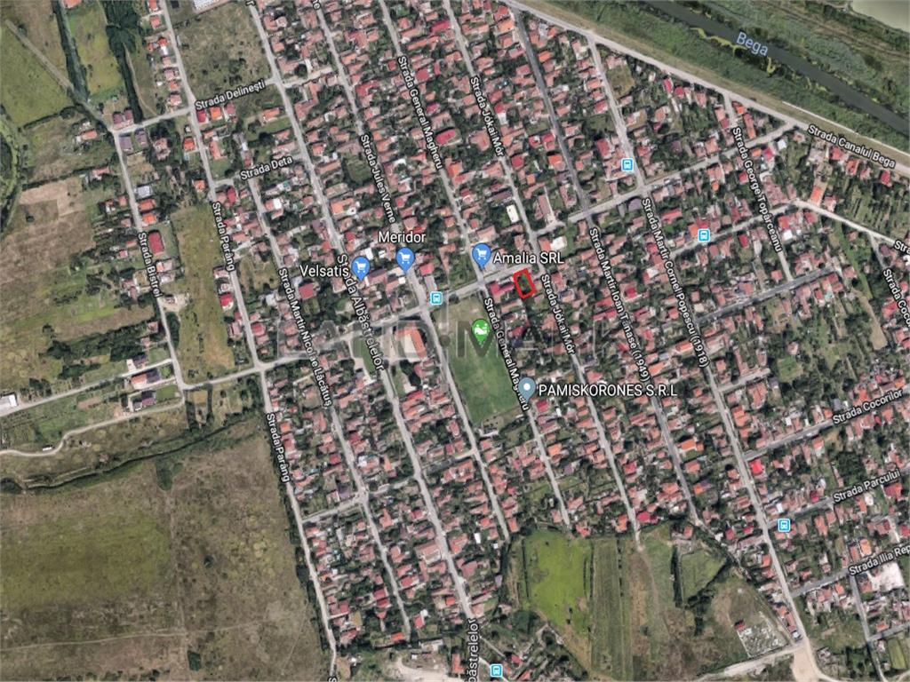 Teren de vanzare in Timisoara, zona Plopi