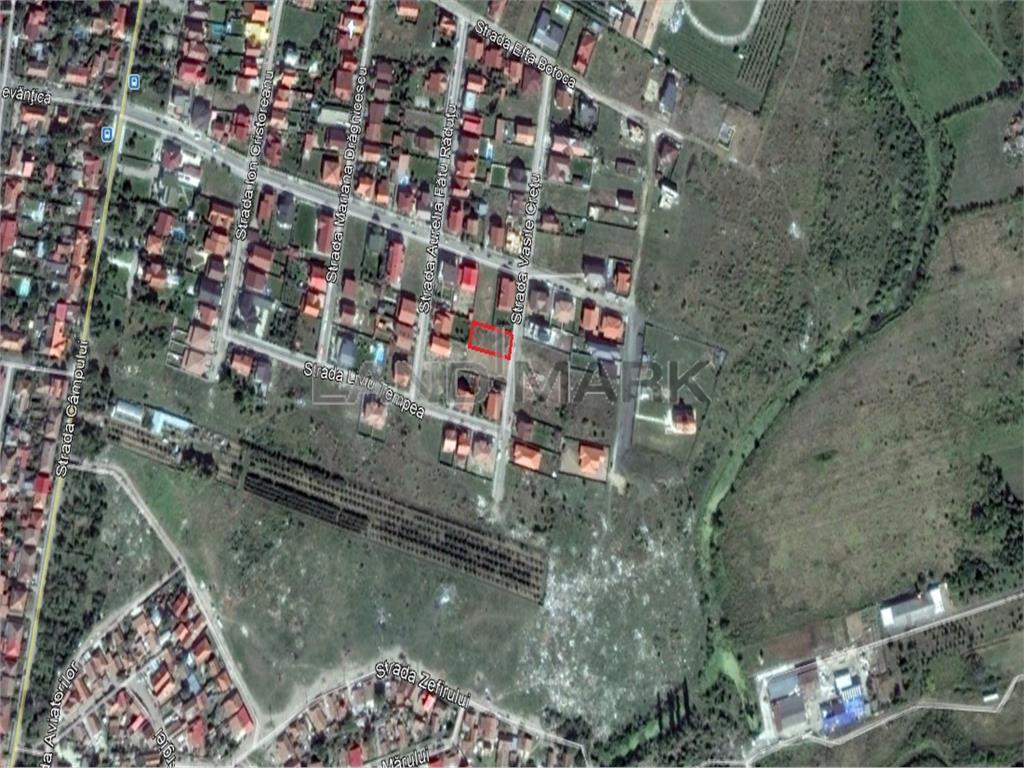 Teren de vanzare in Timisoara in cartier exclusivist zona Campului