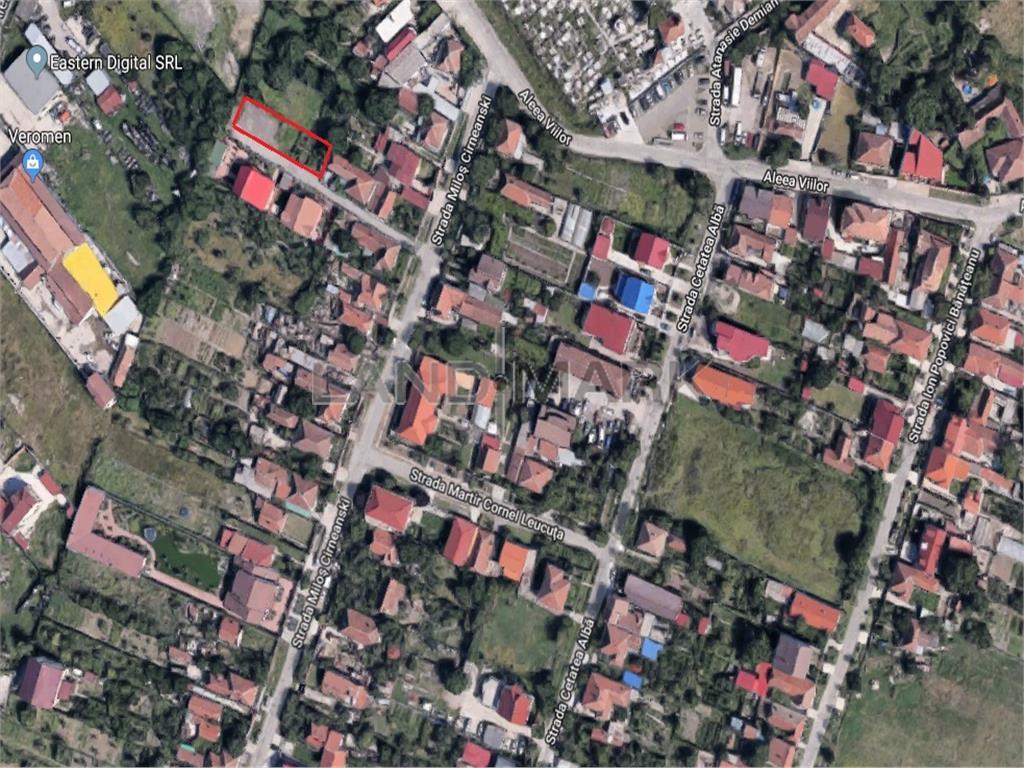 Teren de vanzare in Timisoara zona Mehala