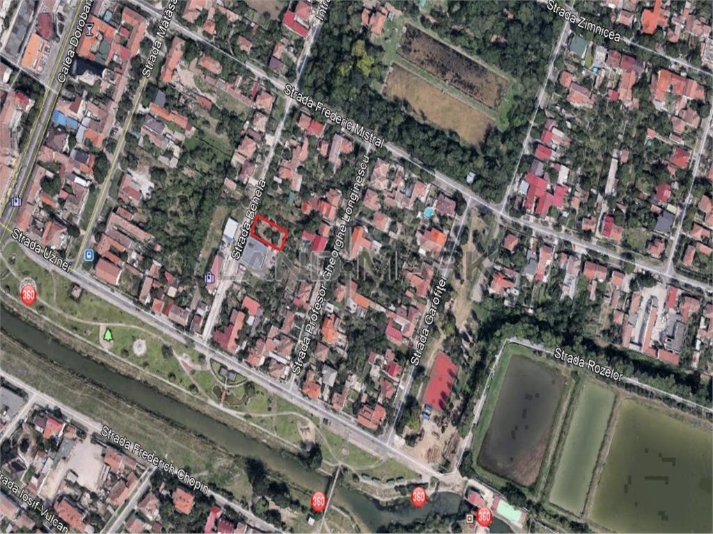 Teren de casa in Timisoara zona Crisan