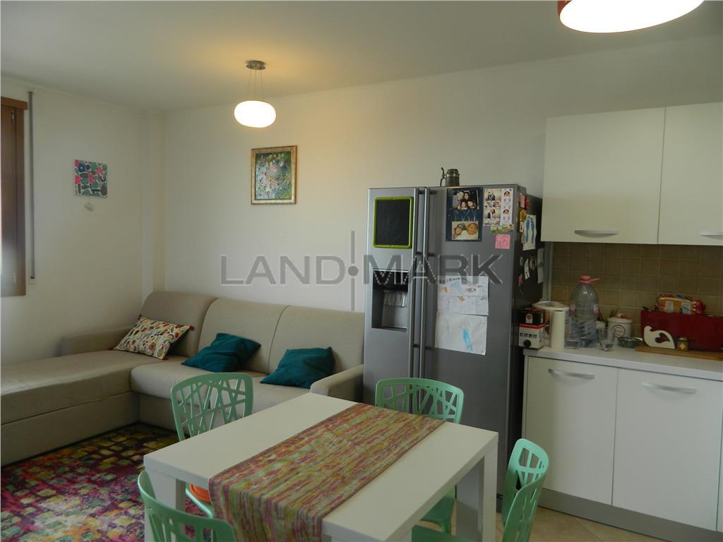 Apartament in bloc nou, mobilat, ultracentral