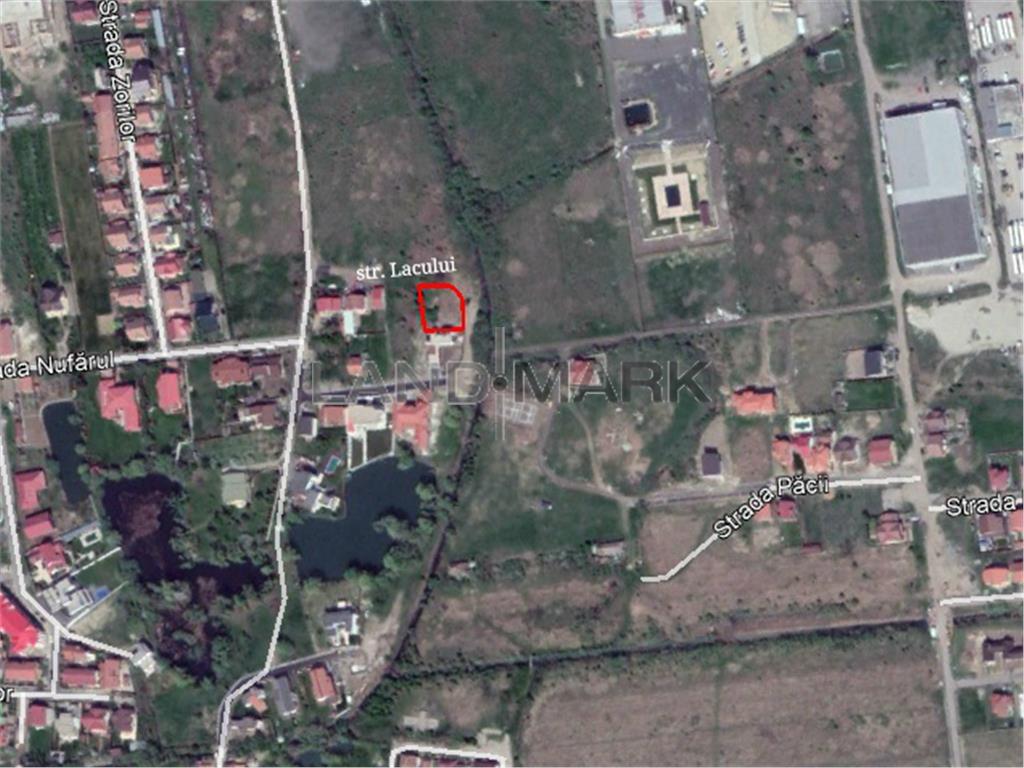 Teren de vanzare in zona Ghiroda  Calea Lugojului