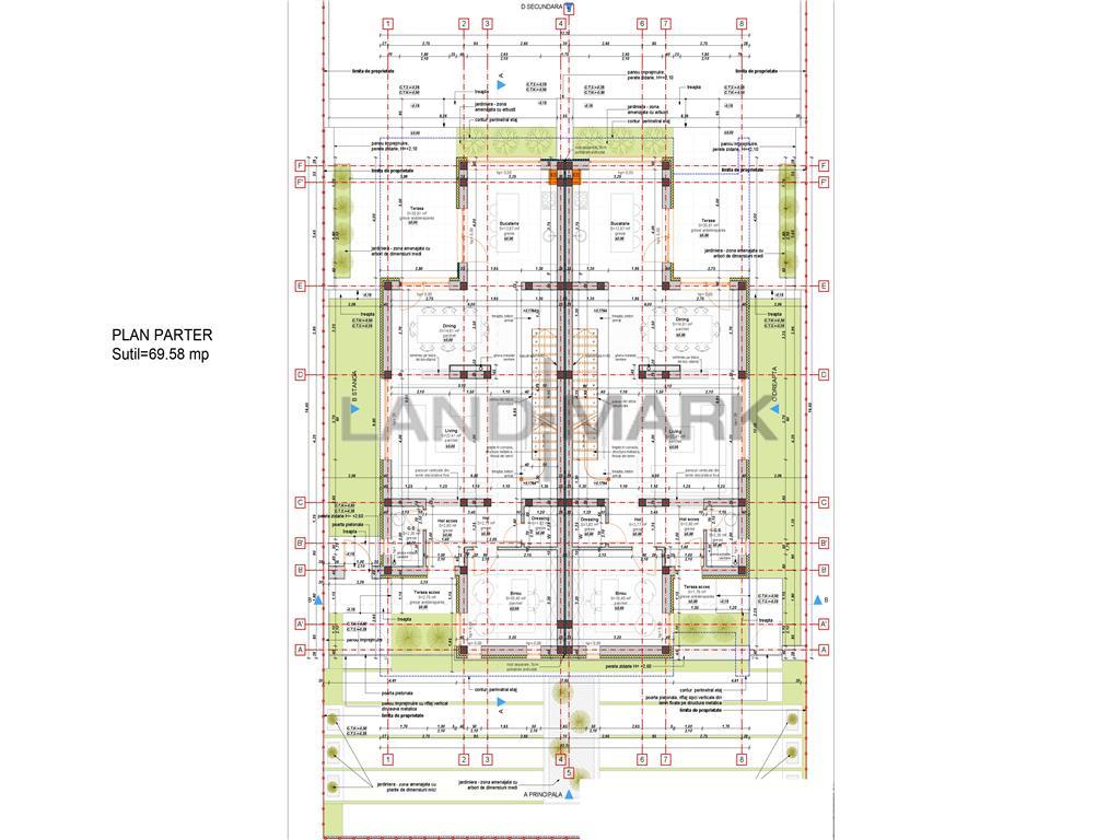 COMISION 0%, Casa 1/2 Duplex de vanzare in zona Dumbravita  Padure