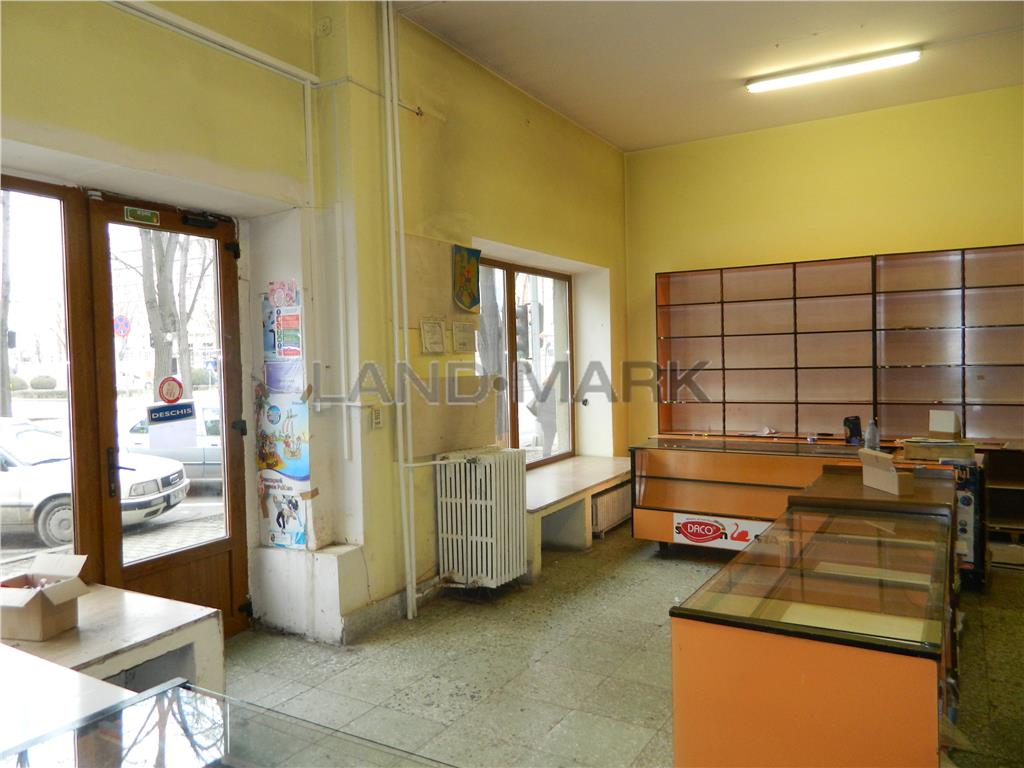 Spatiu comercial 80 mp, Ultracentral.