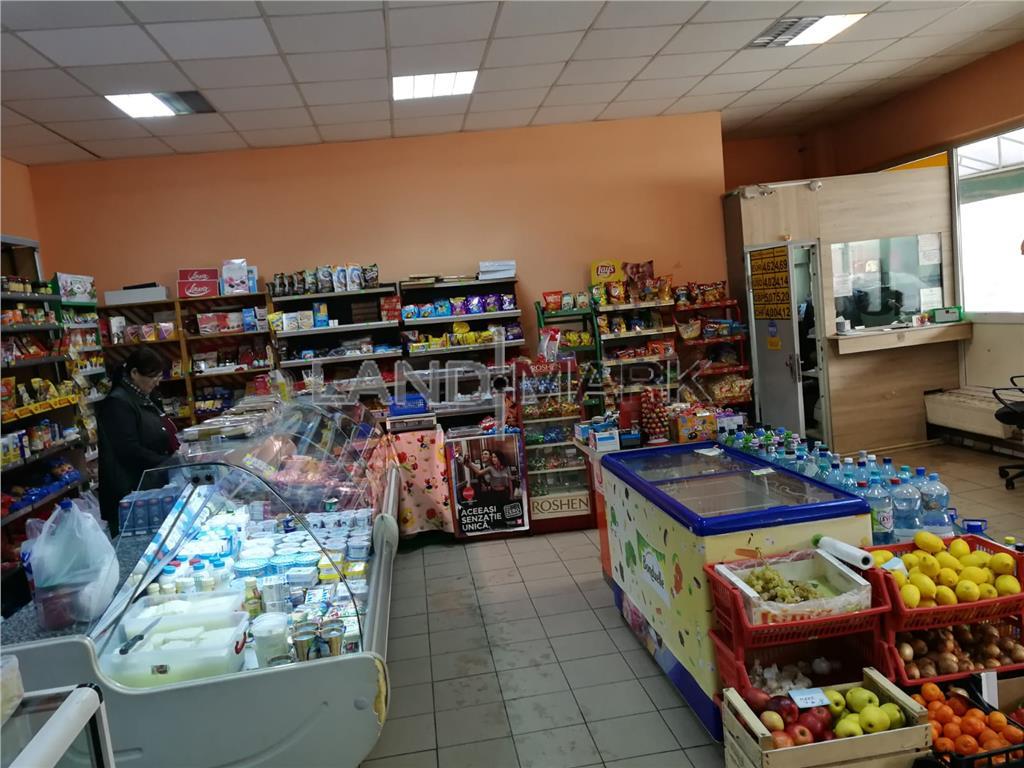 Spatiu Comercial 93 mp , Piata Dacia