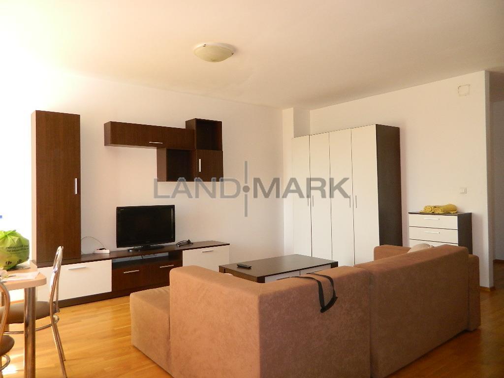 Apartament  1 cameră, bloc din 2012, COMISION 0%