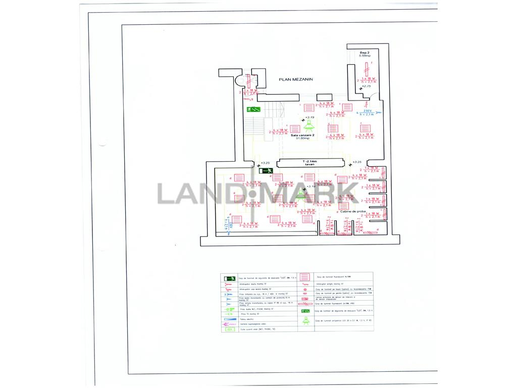 EXCLUSIVITATE, Spatiu Comercial SAD, 200 mp pe 2 niveluri, zona Maria