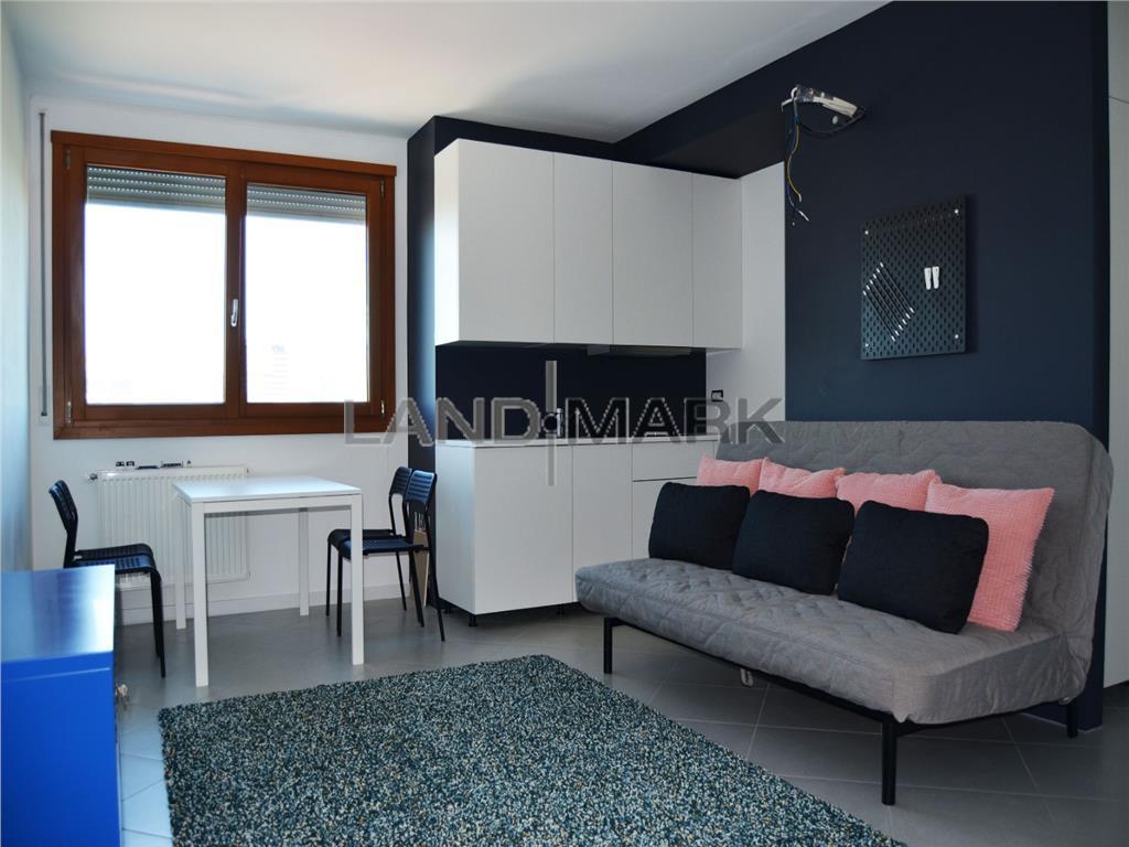 Apartament ultracentral, 2 dormitoare, bloc nou, prima inchiriere
