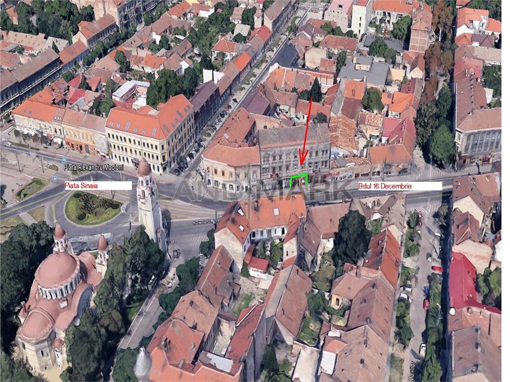 Spatiu comercial 120 mp, zona Sinaia la bulevard