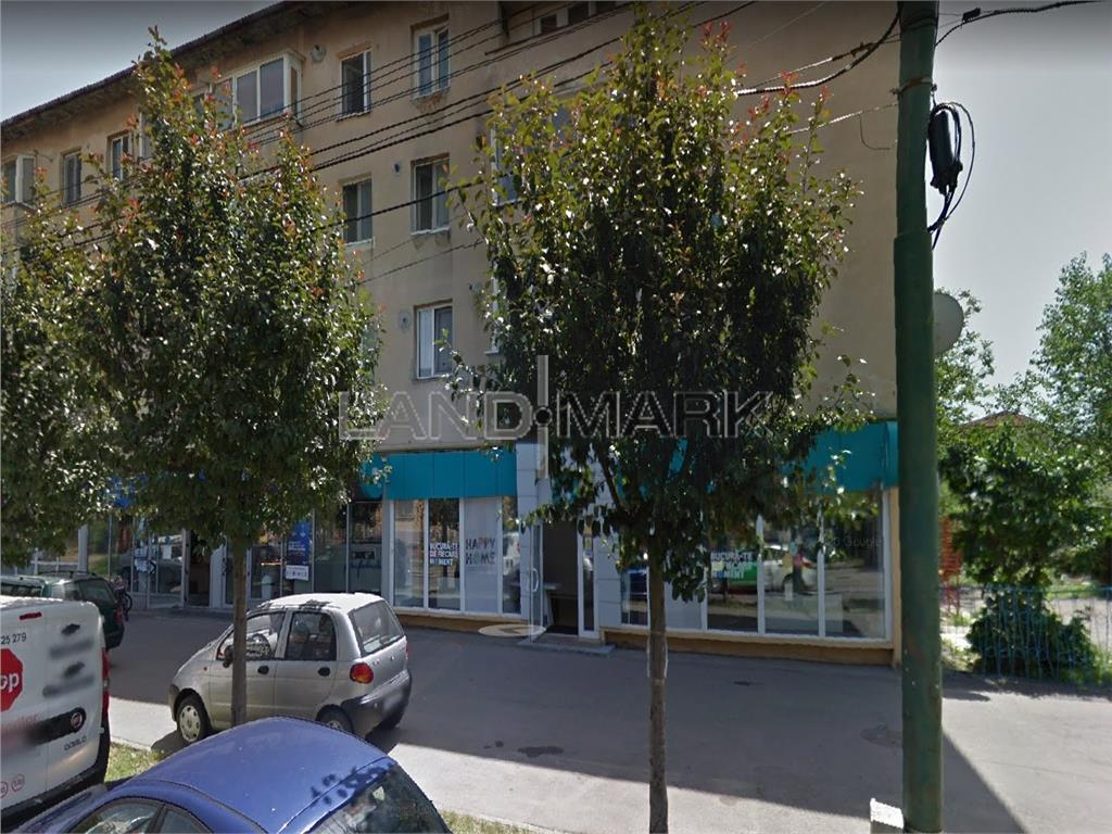 Spatiu Comercial 100 mp utili, Complex   Cluj