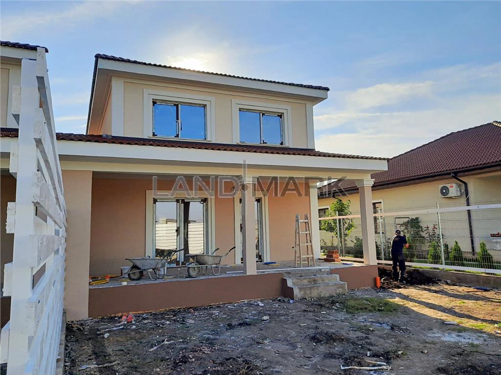 COMISION 0% 1/2 Duplex impecabil in apropierea padurii in Dumbravita