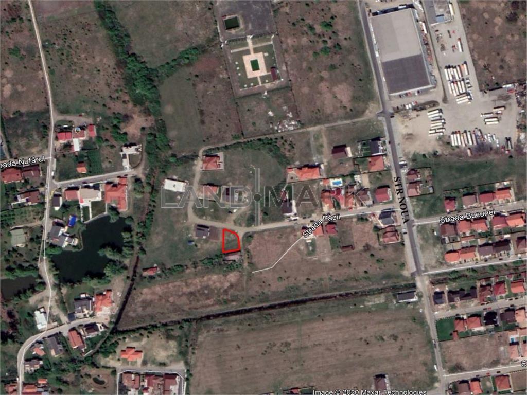 Teren de vanzare in zona Lugojului  Ghirodei