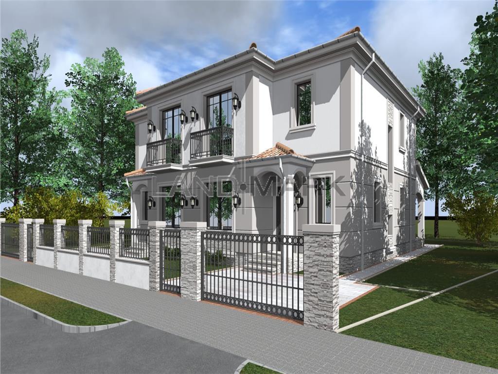 Comision 0% Duplex frumos mediteranean Dumbravita langa parc