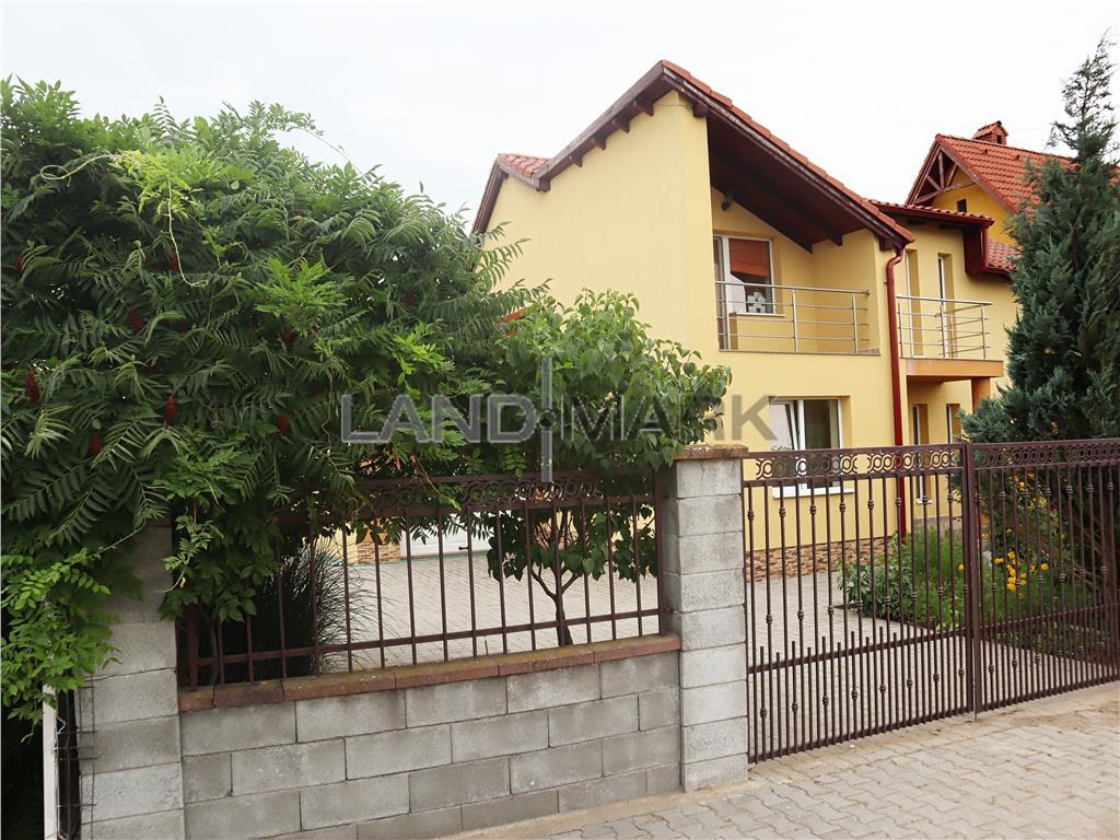 Casa individuala spatioasa mobilata si utilata in Dumbravita