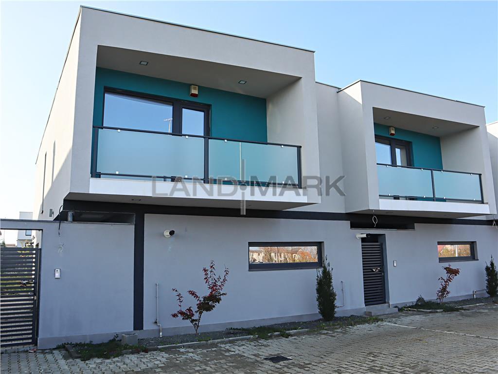 COMISION 0% Casa in Triplex arhitectura moderna Dumbravita Vest