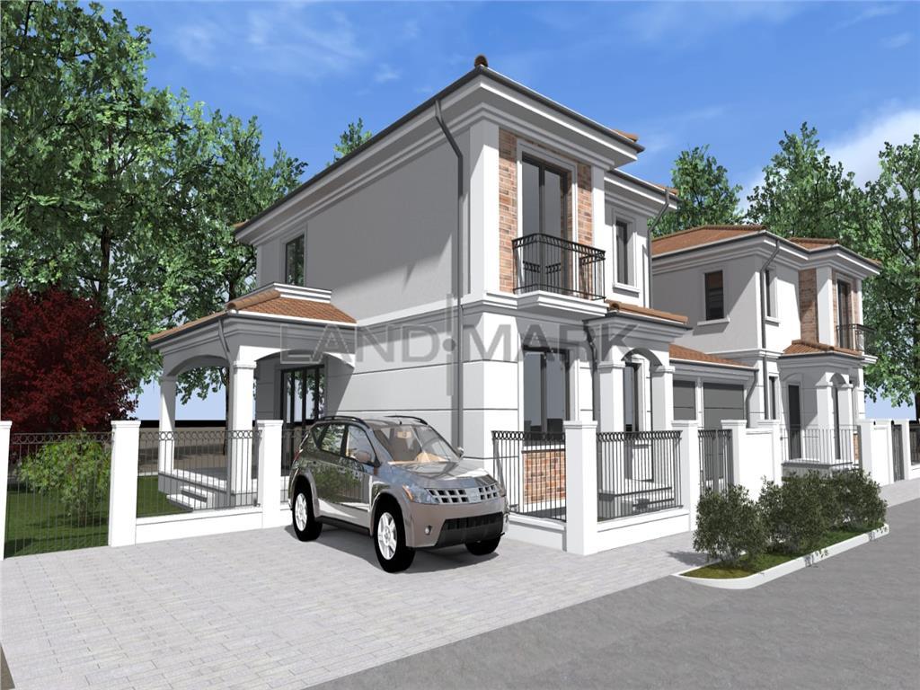 Duplex in Dumbravita COMISION 0% langa parc despartit prin garaje