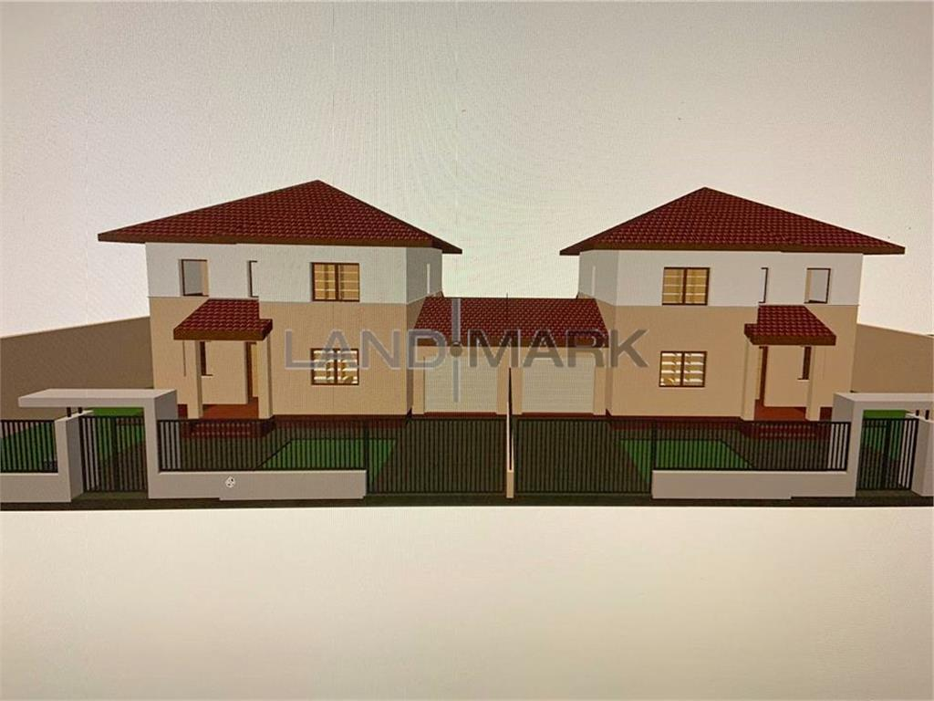 COMISION 0% Duplex despartit prin garaje zona padure Dumbravita