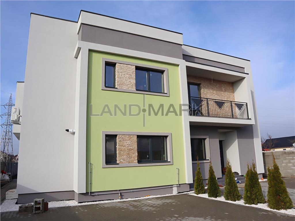 COMISION 0% Duplex arhitectura moderna premium Dumbravita  Ferventia