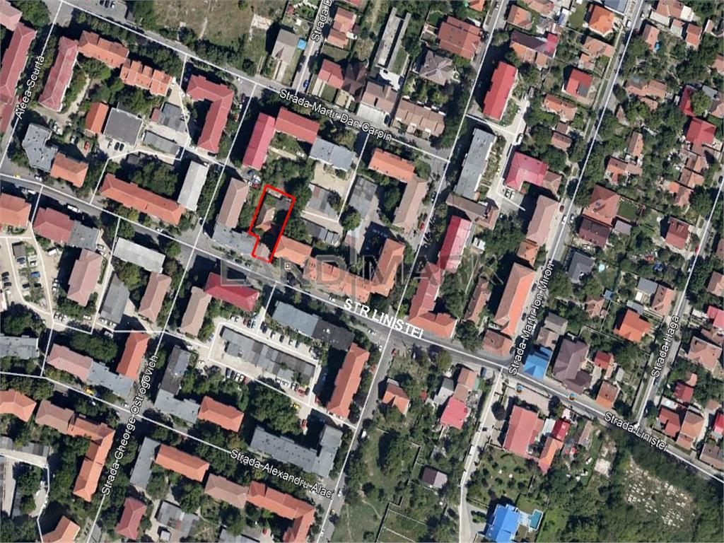 Teren pentru BLOC de vanzare in zona Aradului