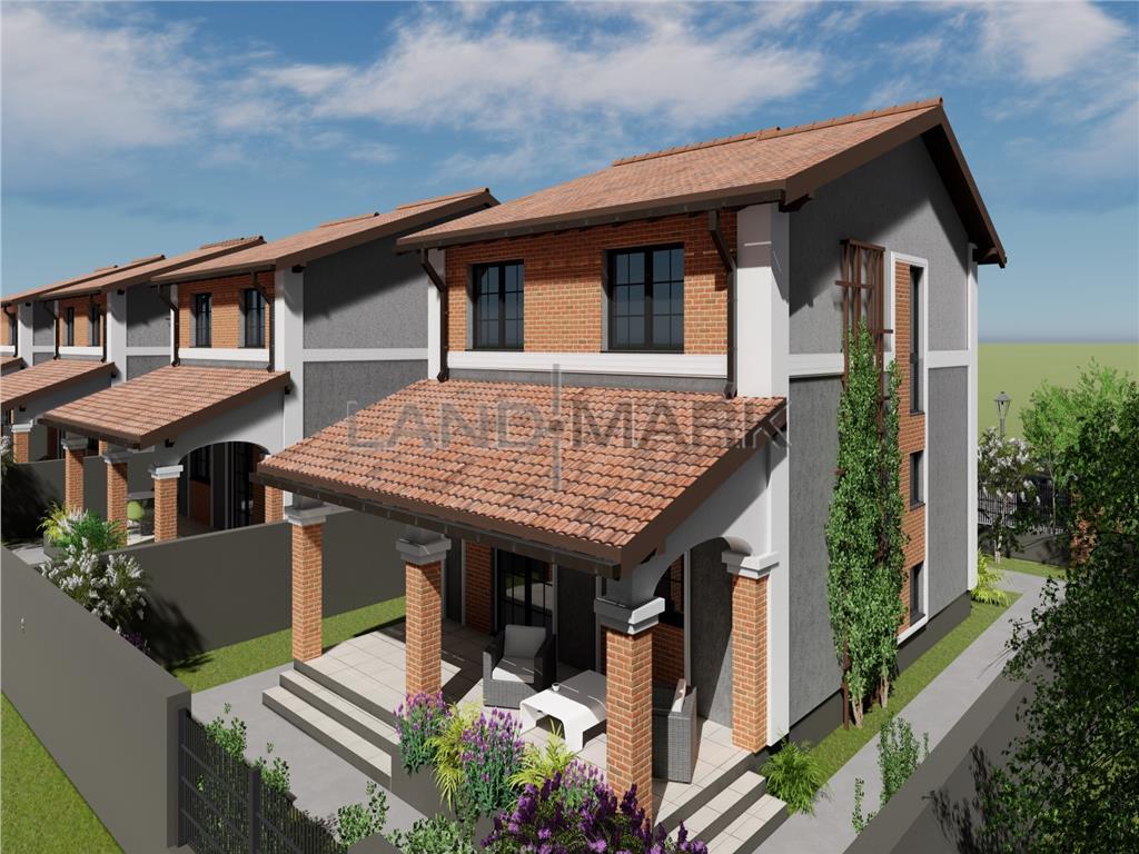 Vila 5 camere, cartier Primaverii, Sacalaz, COMISION 0%