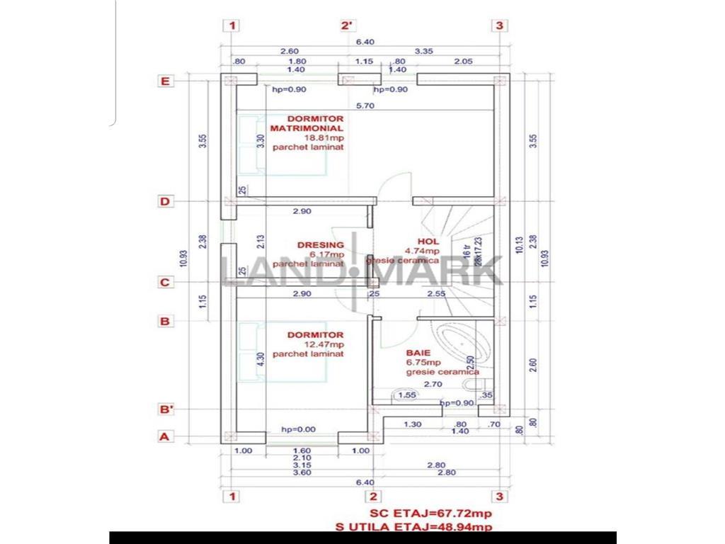 COMISION 0% 1/2 Duplex cochet Sacalaz Sat